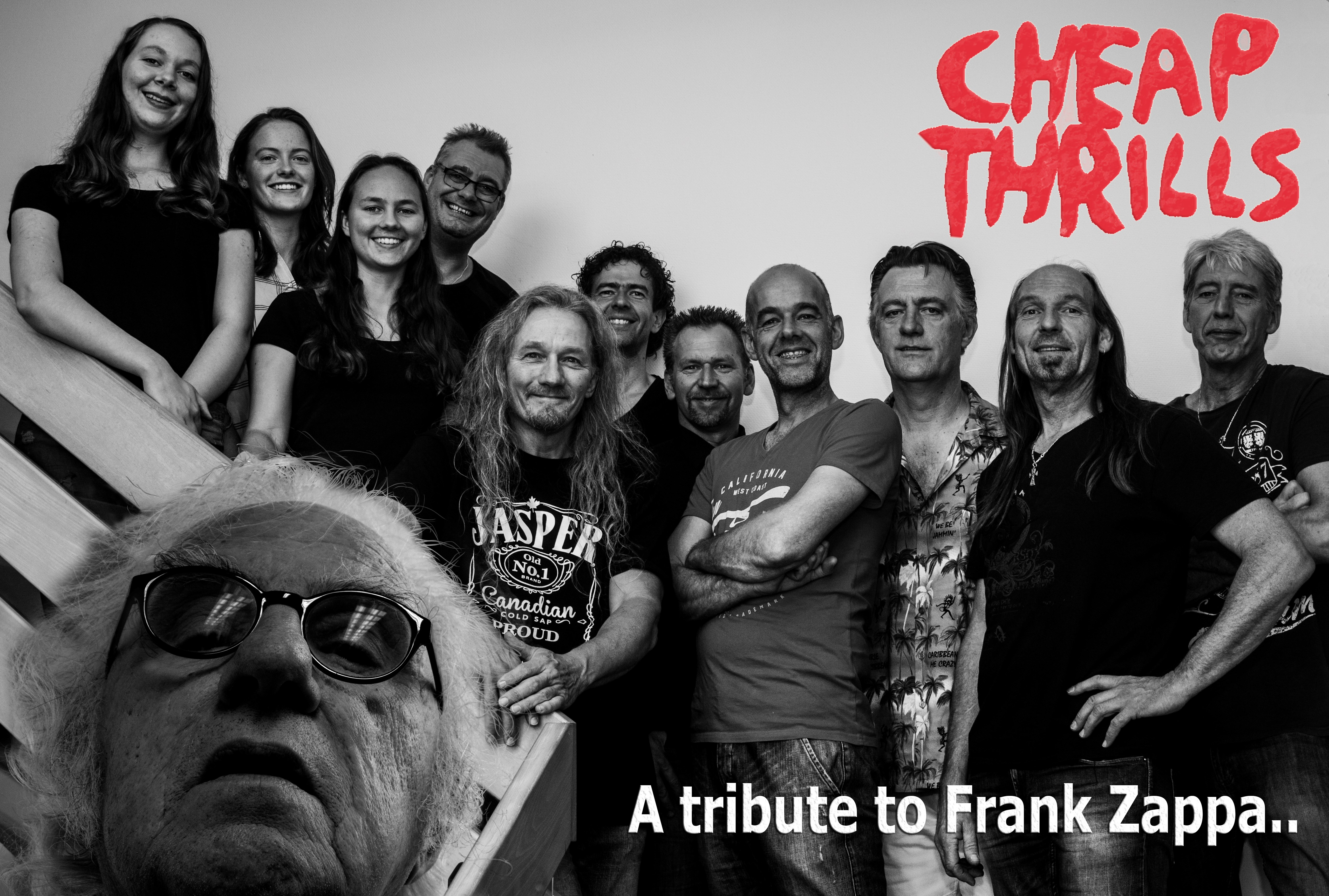 Cheap Thrills - A tribute to Frank Zappa - (fotograaf onbekend) - campagnebeeld.jpg