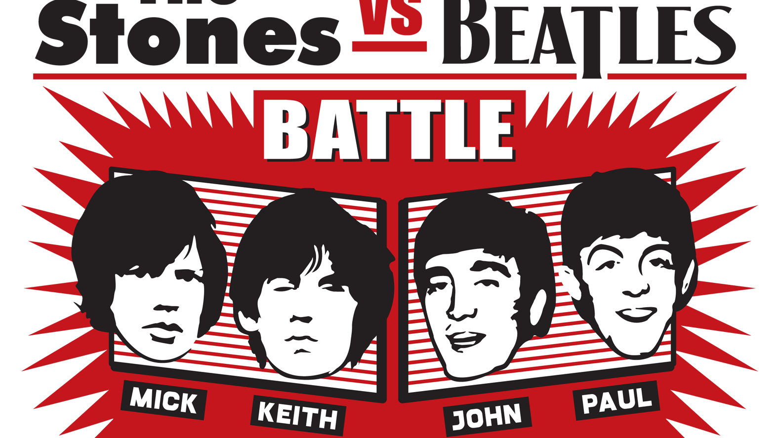 The Stones vs The Beatles Battle - Keith.Mick.John.Paul - (fotograaf onbekend) - liggend 3.png