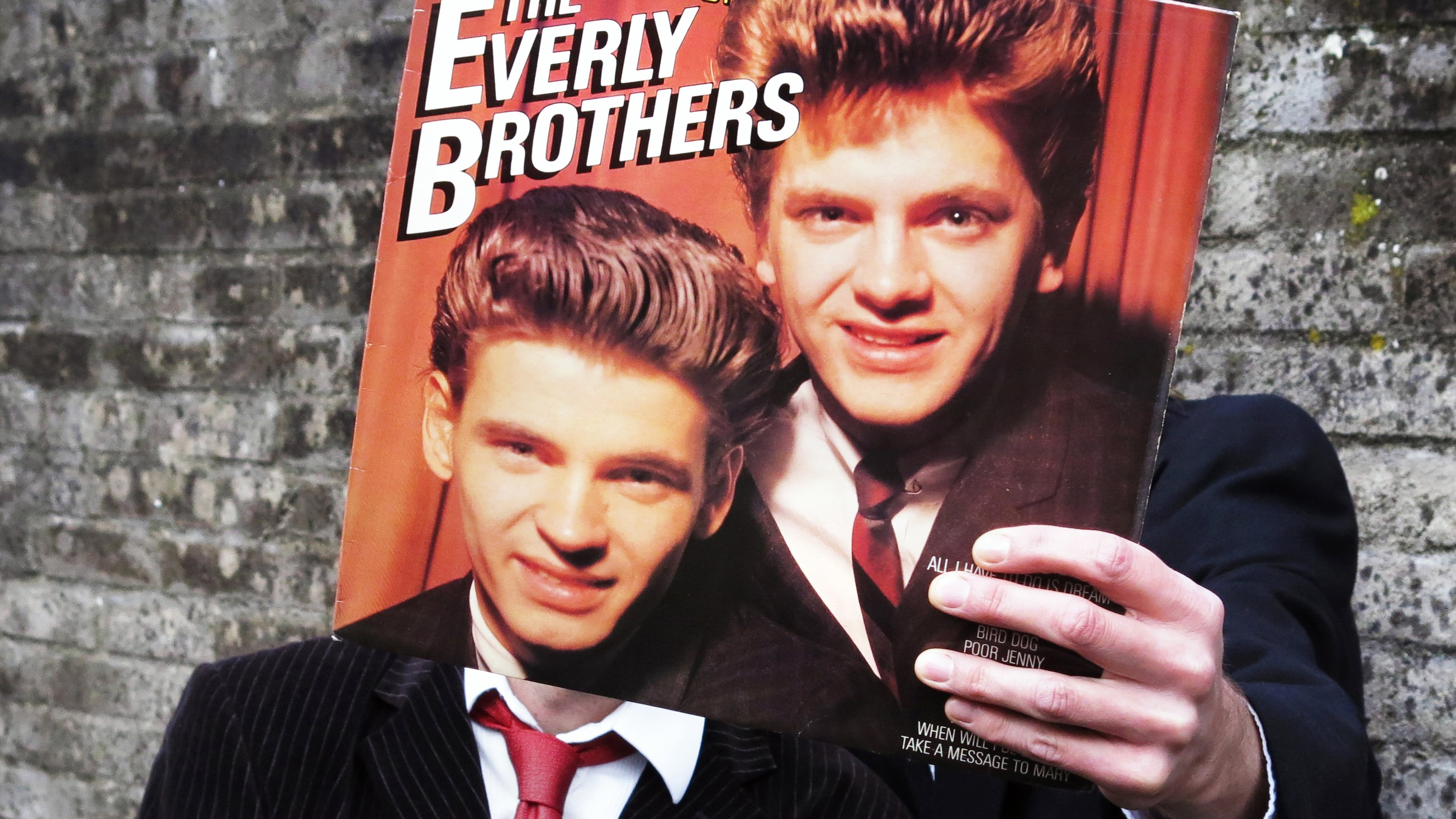 The Wieners - The Wieners play the Everly Brothers - (Gijsbert van der Wal) - campagnebeeld liggend.jpg