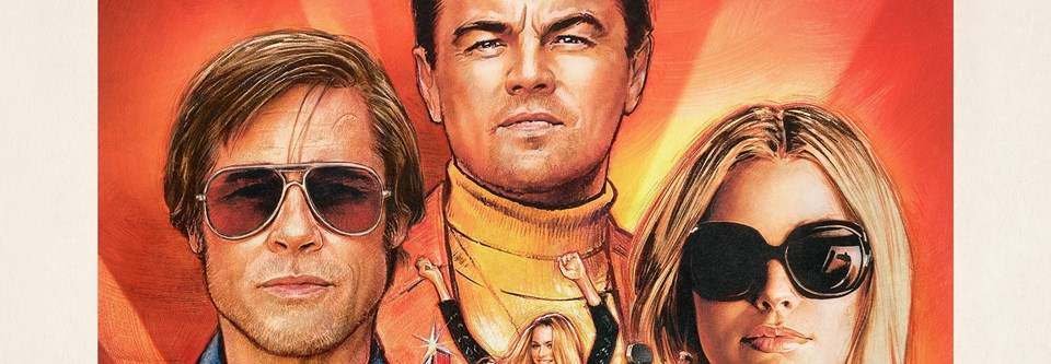 Filmclub Cool - Once upon a time in Hollywood - poster.jpg