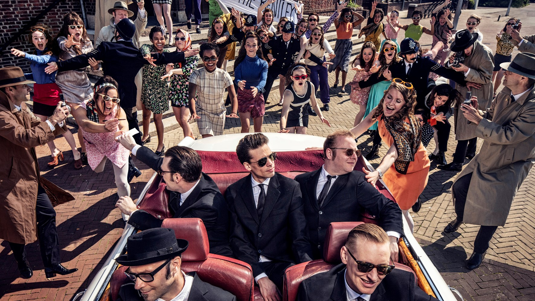 The Bentleys - The Summer of Love Love Love -(Martin Dijkstra) - publiciteitsbeeld staand.jpg